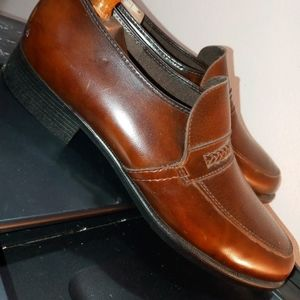 Haband Brown Loafers - 10.5